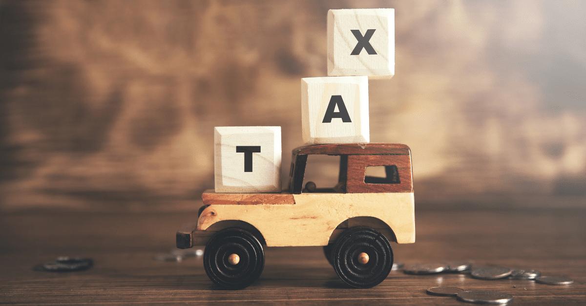 Mileage Tax: The Next Step Towards Full 1984   The Liberty Loft