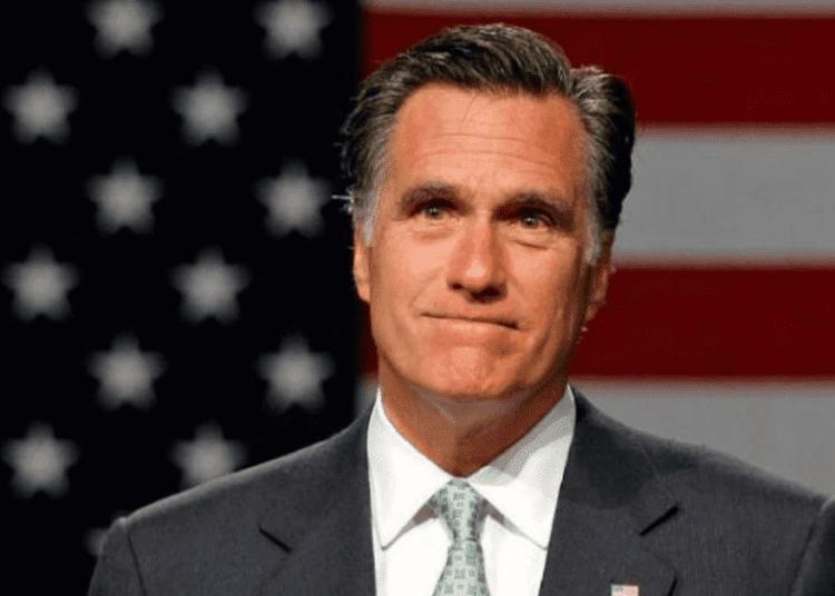 Mitt Romney, RINO, Senate, GOP,